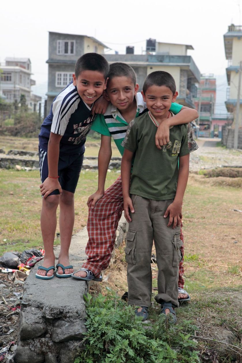 Boys, Pokhara
