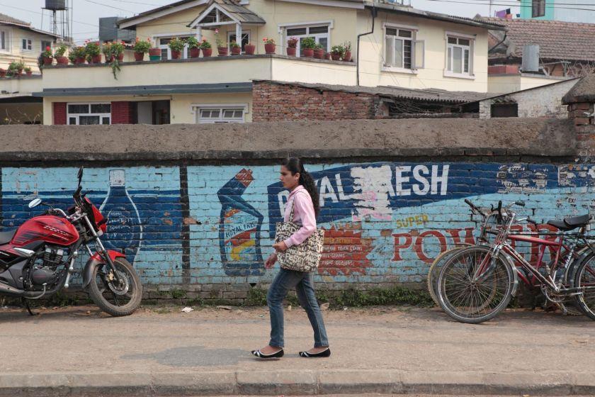 Woman, Kathmandu