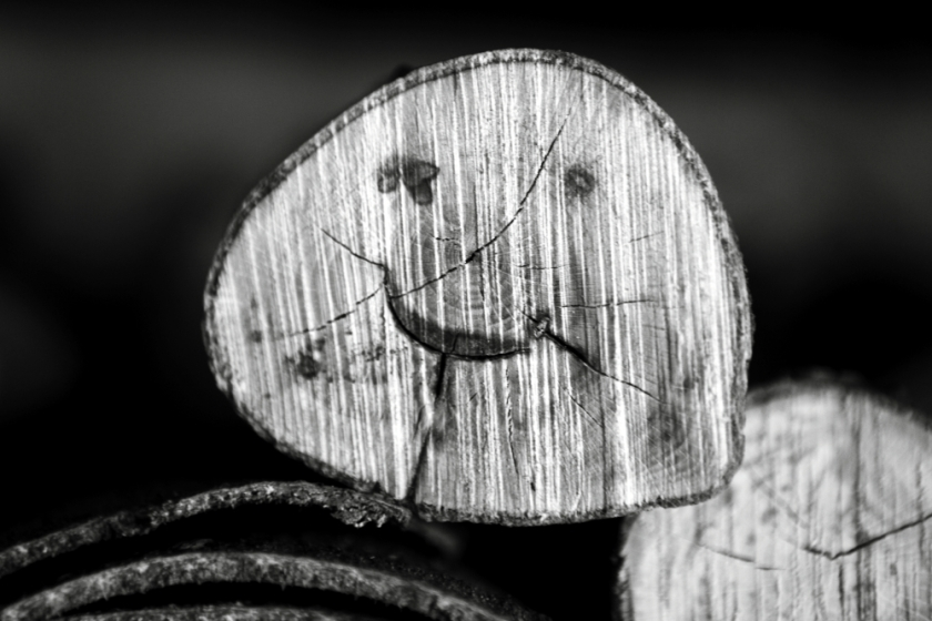 Happy wood