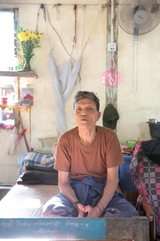 Ma Yan Chaung Resettlement Village - Dormitories - Ko Mya Oo