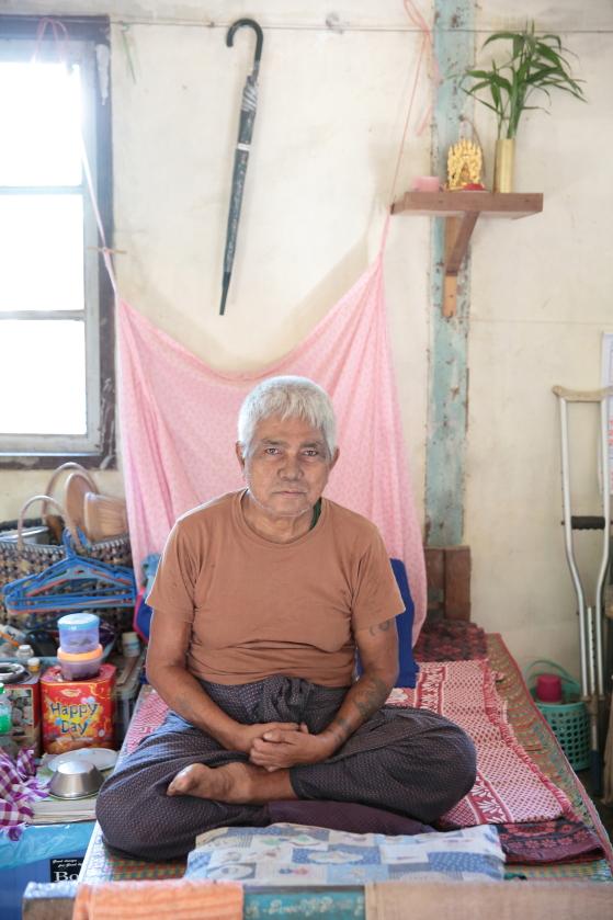 Ma Yan Chaung Resettlement Village - Dormitories - U Tao
